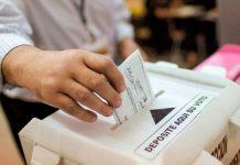 Convocatoria a elecciones