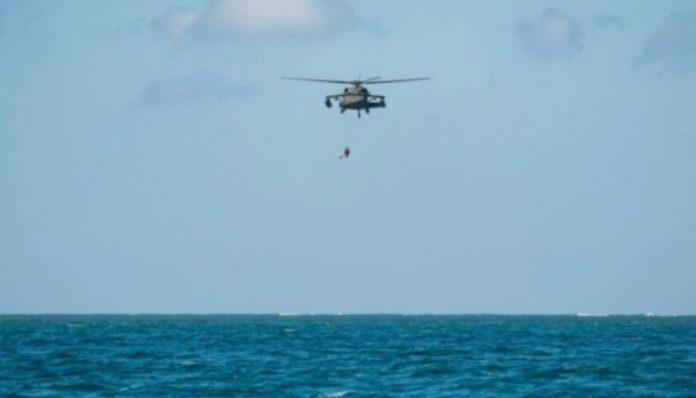 Helicópteros en Trujillo