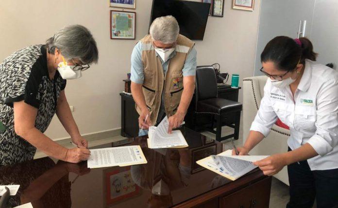 El alcalde brindó declaraciones acerca del manejo de la pandemia en Villanueva.