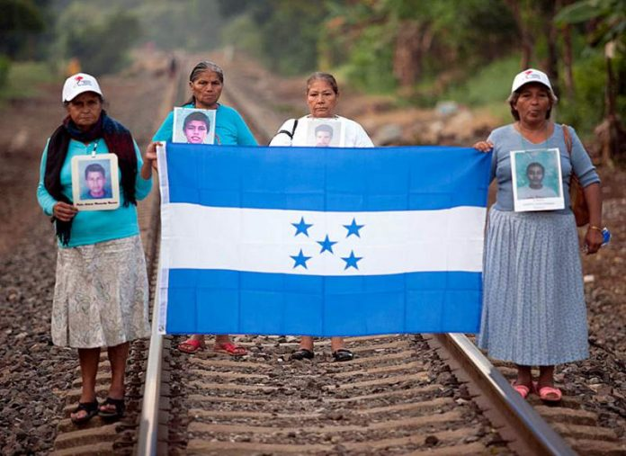 hondureños desaparecidos en Ruta Migratoria