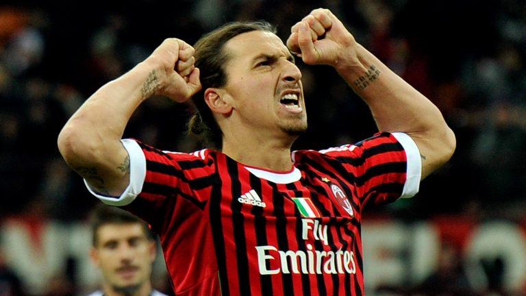 Zlatan Ibrahimovic da positivo por covid-19