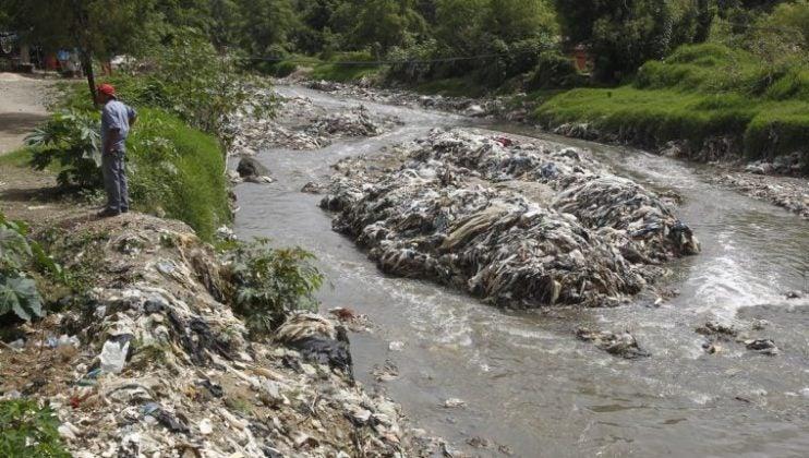 Cromo hexavalente río Motagua