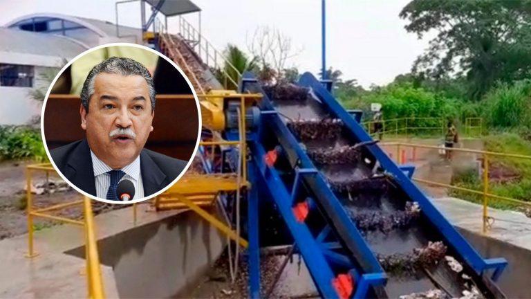 Se instalarán «dos bardas industriales más» en río Motagua, dice diputado chapín