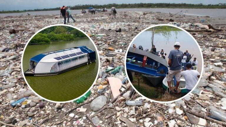 Basura río Motagua: Guatemala da ideas, pero «no son la solución», cuestionan en Omoa