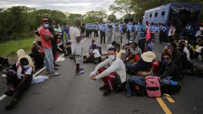 Migrante pierde a su esposa en Guatemala