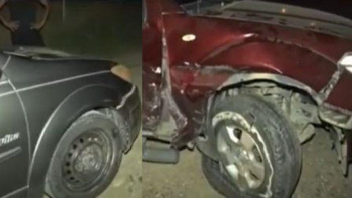accidente en Villanueva