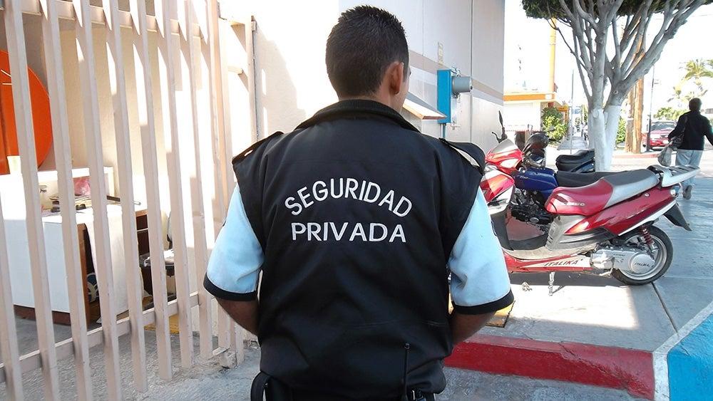 Agencias de seguridad privada