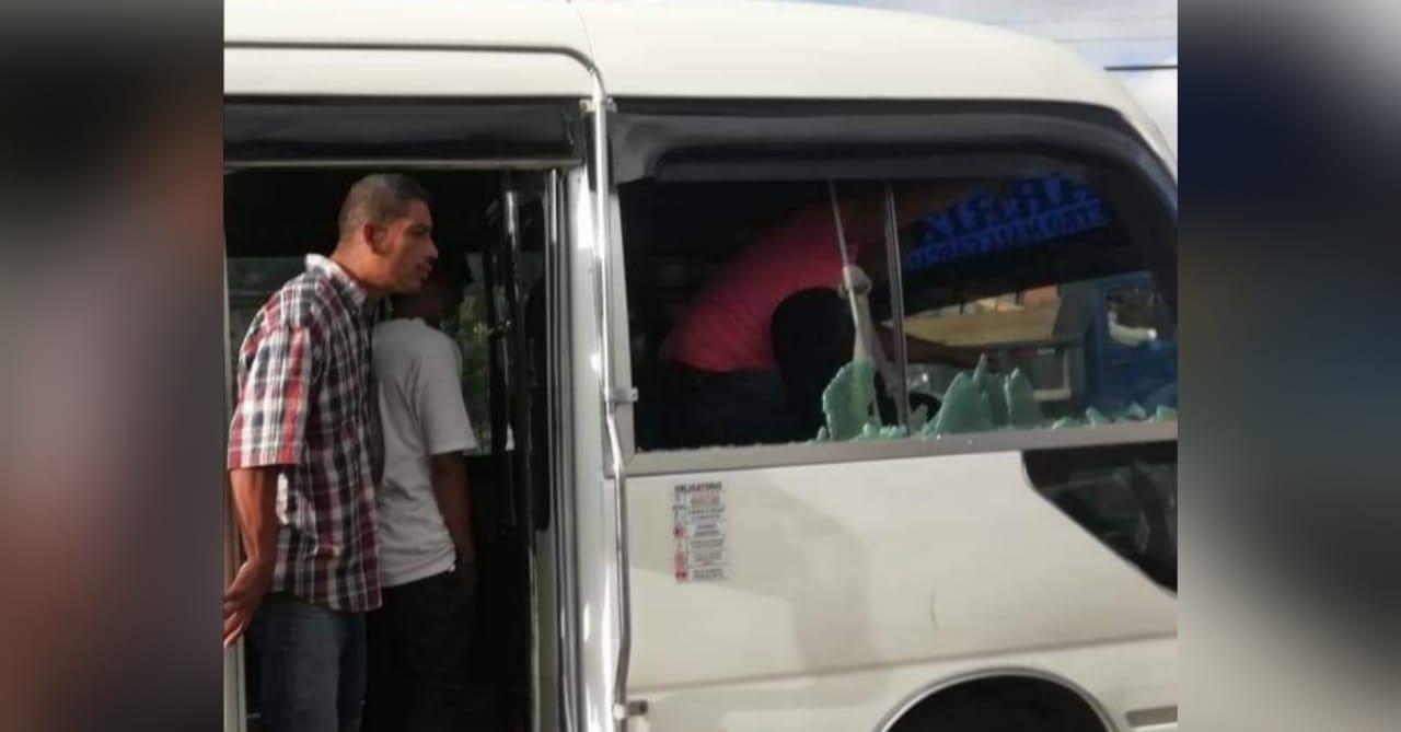 conductor rapidito fuerzas armadas Tegucigalpa