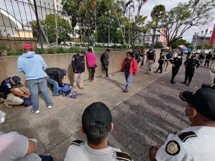 Guatemala hondureños