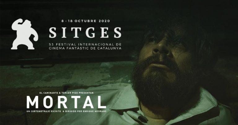 "Cineasta hondureño presenta cortometraje ""Mortal"" en festival de España"