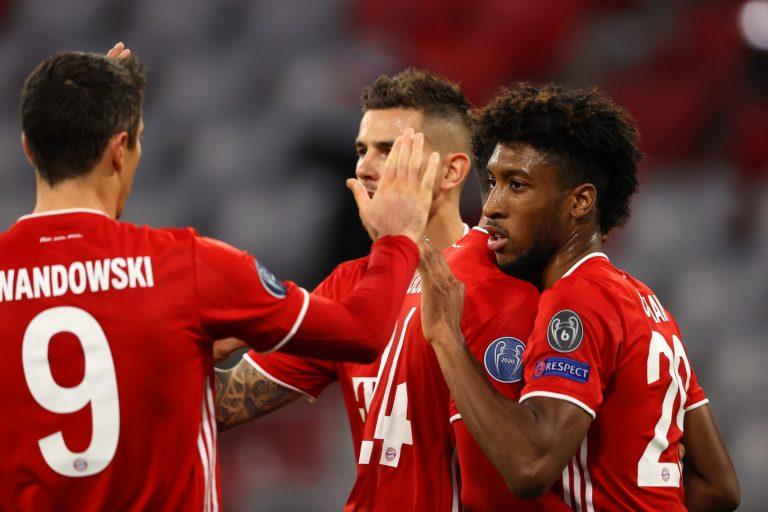 DESFILE DE GOLES: Bayern Múnich hace fiesta con el Atlético en la Champions League