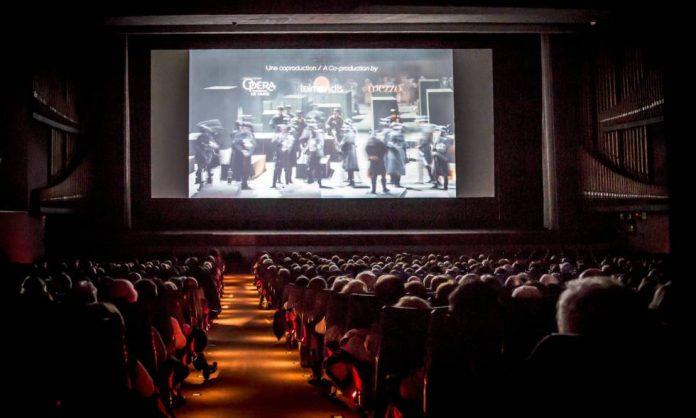 abren salas de cine honduras