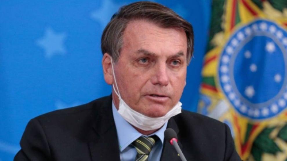 Bolsonaro sobre vacuna