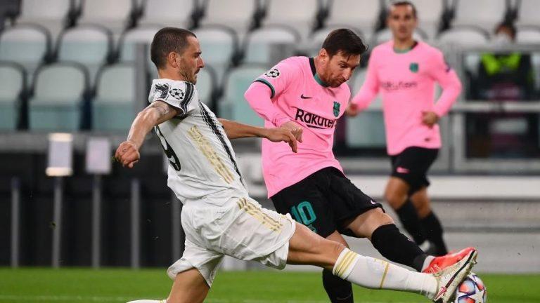 Barcelona doblegó a la Juventus en Turín