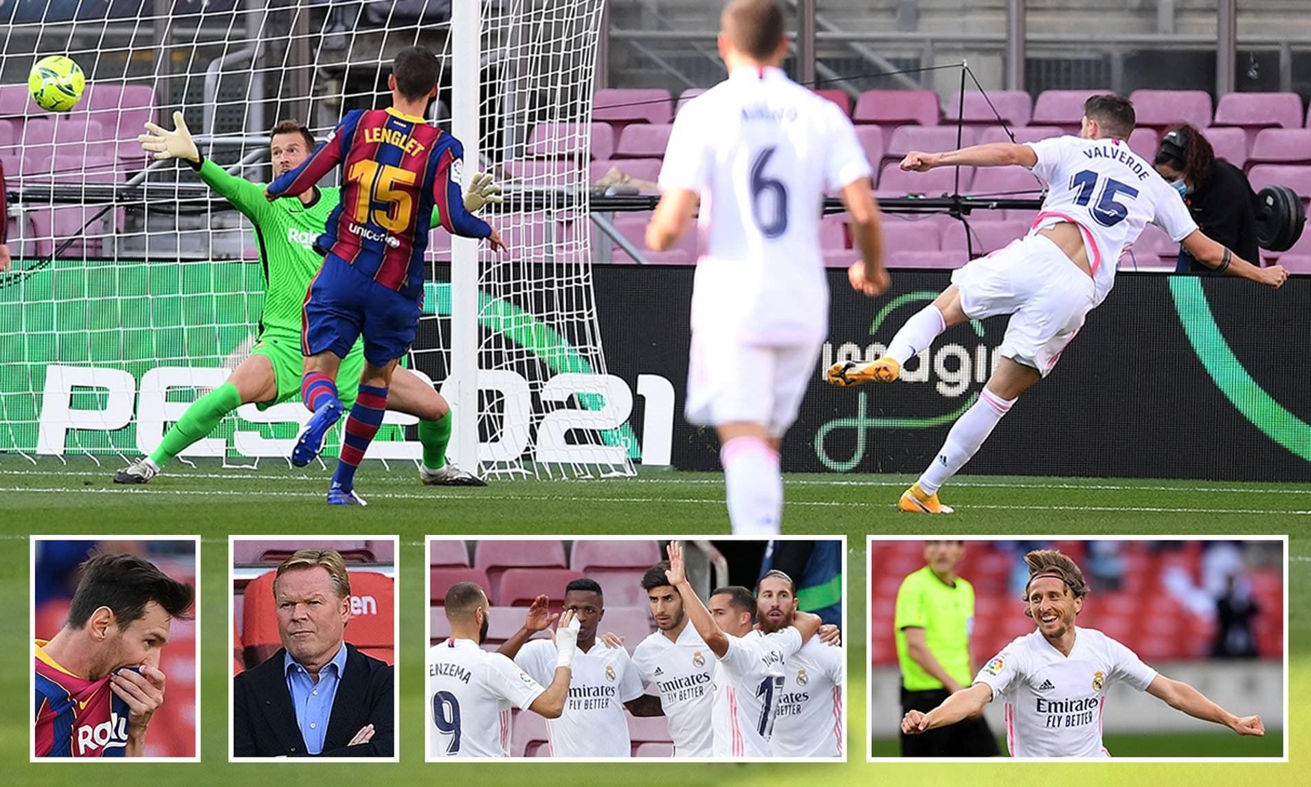 Los récords y registros que dejó Ansu Fati y el Real Madrid