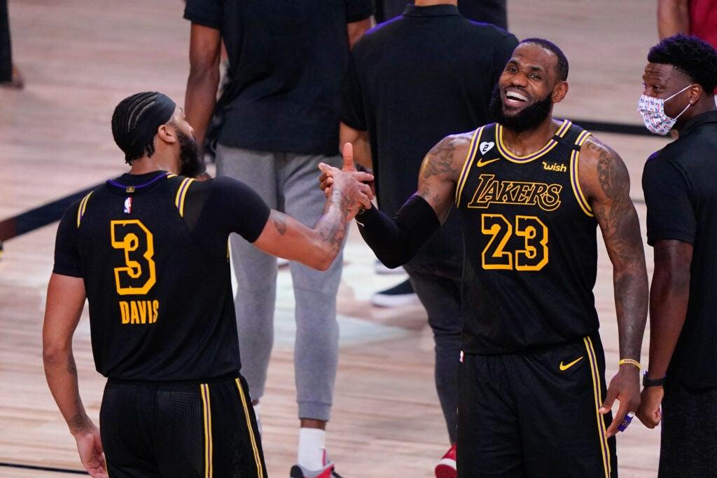 NBA: Este es el número que usará LeBron para la próxima temporada