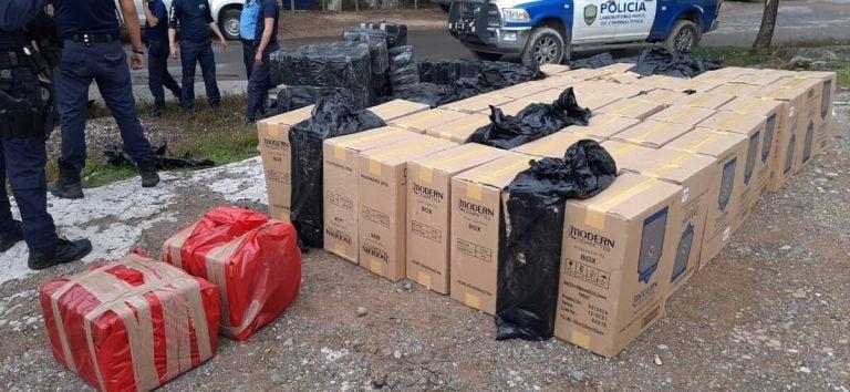 """Contrabando, mal en Honduras y CA: """"Hay que reforzar cultura de legalidad"""", dice Aduanas"""