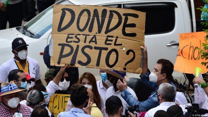 Honduras corrupción américa