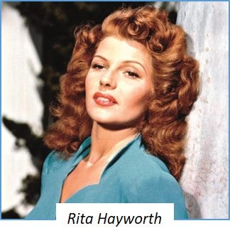 Rita Haworth