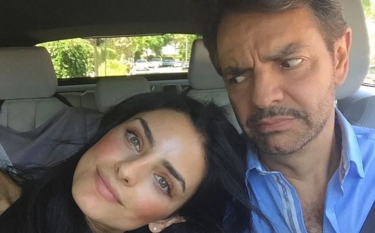 Eugenio Derbez habla sobre el divorcio de su hija Aislinn