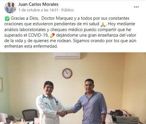Alcalde de Siguatepeque