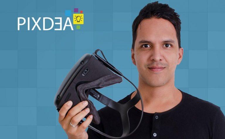 Hondureño está entre los finalistas de concurso de realidad virtual del BID