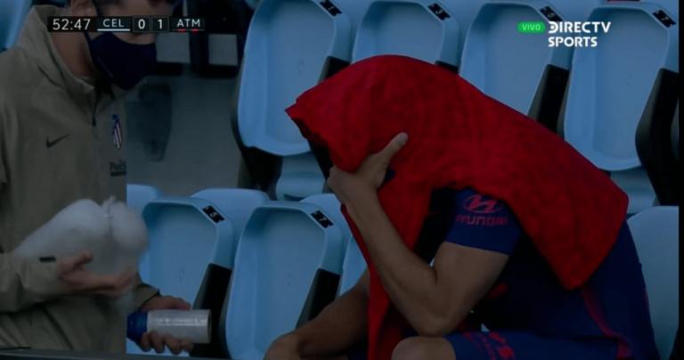 Diego Costa nuevamente lesionado