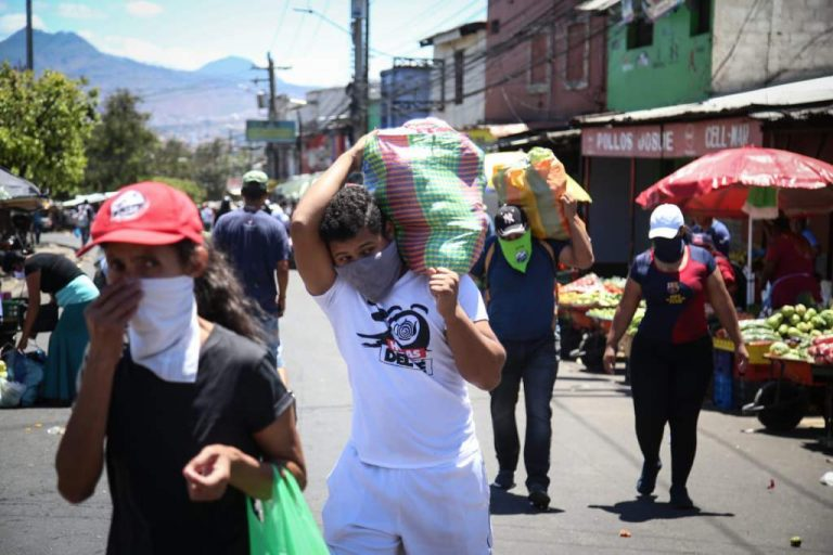 COVID-19: ¿Qué dígitos están autorizados para circular en Honduras?