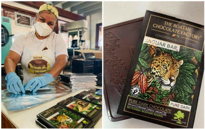 chocolate hondureño