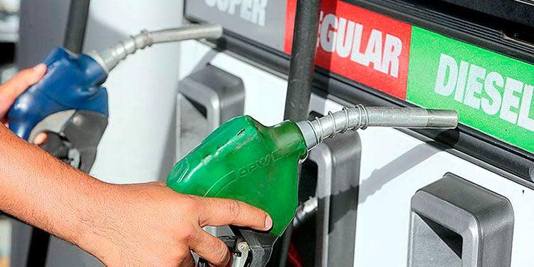 Precios de los combustible