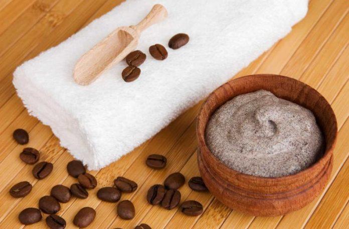 exfoliante de café celulitis