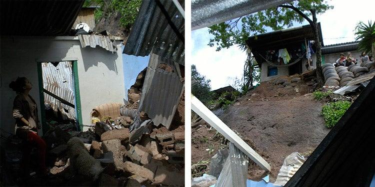 tegucigalpa vulnerable alto riesgo