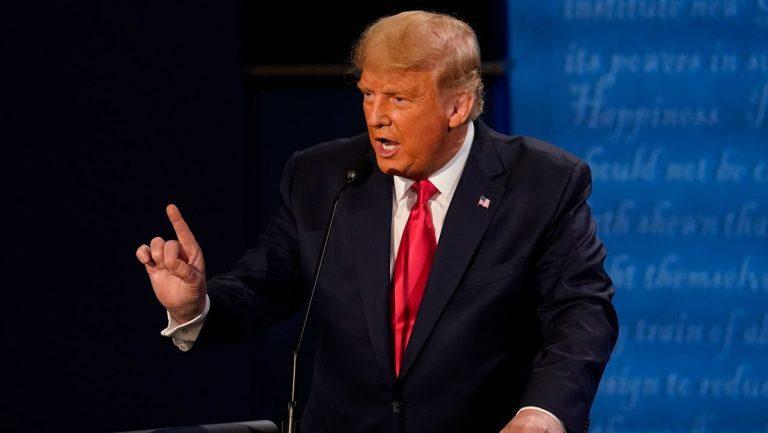 Trump en debate: «Soy la persona menos racista en esta sala»