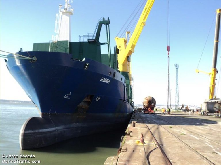 Hospitales móviles de Choluteca y Copán: ¿cuál es la ubicación del buque?