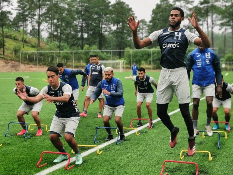 Con modernas instalaciones entrena la Selección de Honduras