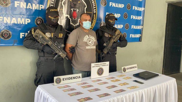 """""""El Cholo"""" lider MS-13"""