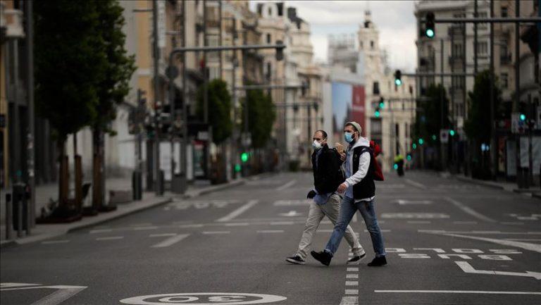 Nuevo estado de alarma en España por segunda ola de contagios por COVID-19