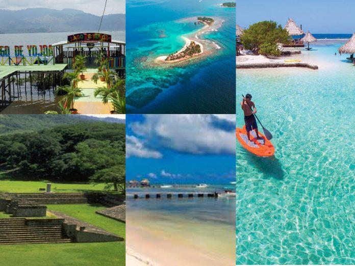 Forbes cinco destinos turísticos Honduras