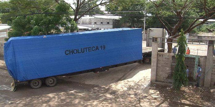 Hospital móvil de Choluteca invest-h