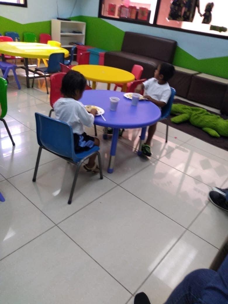 niños extraviados en Central de Buses