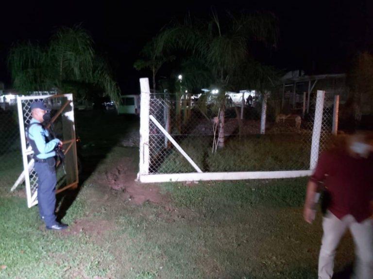 Asesinan a dos empleados en finca de La Ceiba; un hombre y una menor