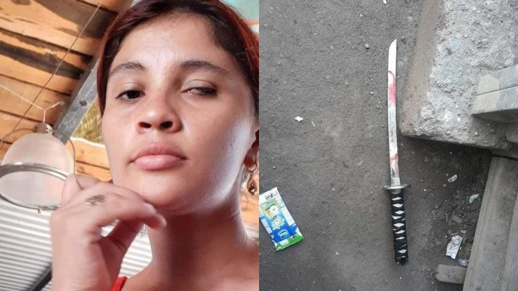 matan a mujer en Tocoa