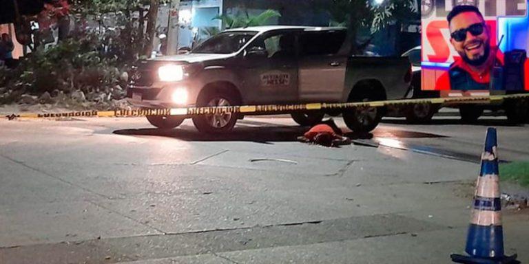 Según testigos: a dueño de Autolote Nissi lo bajaron para «cateo» y le dispararon