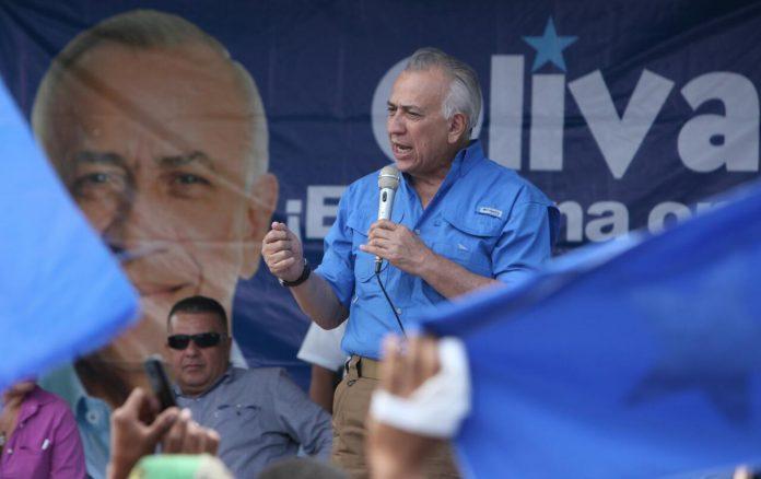 Mauricio Oliva elecciones