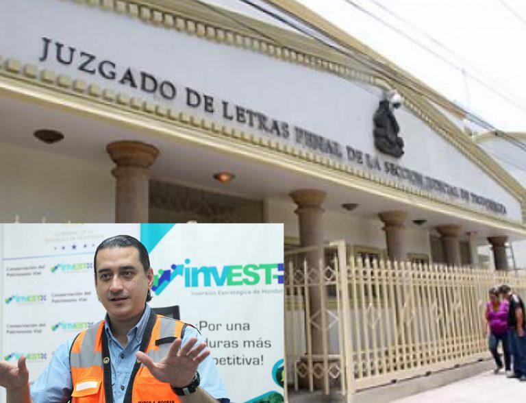 Por corrupción en INVEST-H, Marco Bográn tendrá dos audiencias mañana