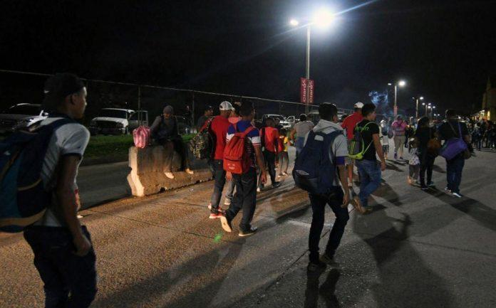 Migrantes de Caravana no huyen por criminales