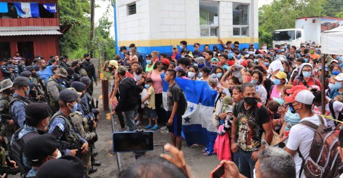 Honduras desmiente a Guatemala