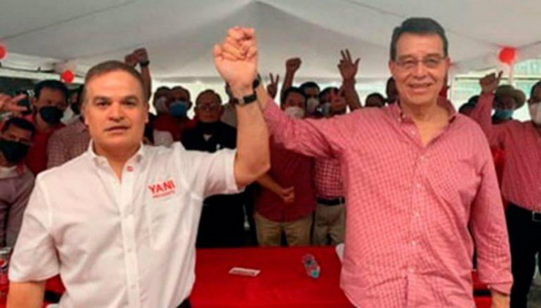 """Edil de Comayagua y """"Tito"""" Mejía confirman adhesión a corriente de Yani Rosenthal"""