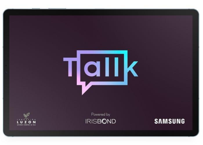 TALLK: la app que permite escribir y hablar con la lectura de las pupilas