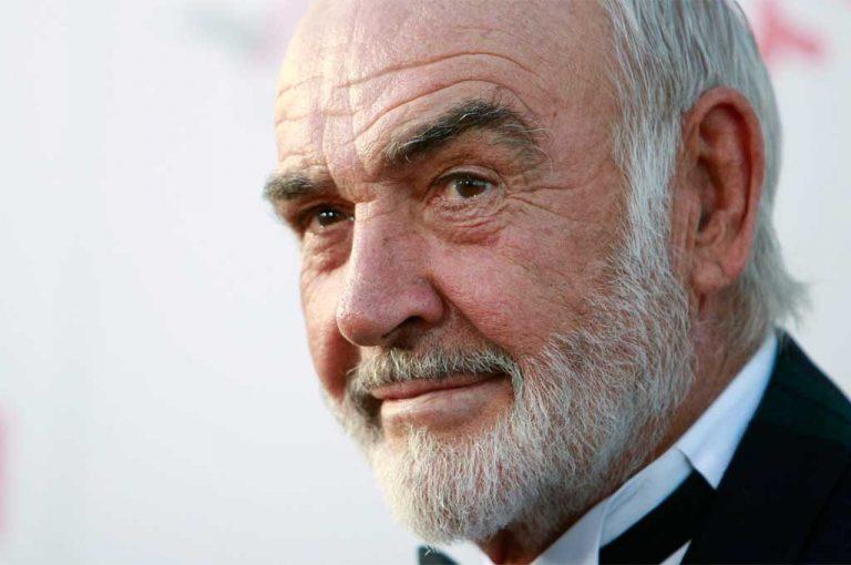 """""""Adiós al agente 007"""": Muere el actor Sean Connery a sus 90 años"""
